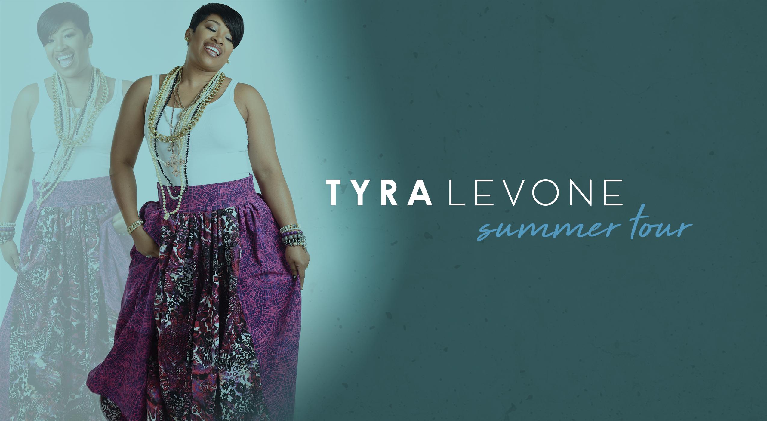 Tyra Levone Summer Promo Banner v2
